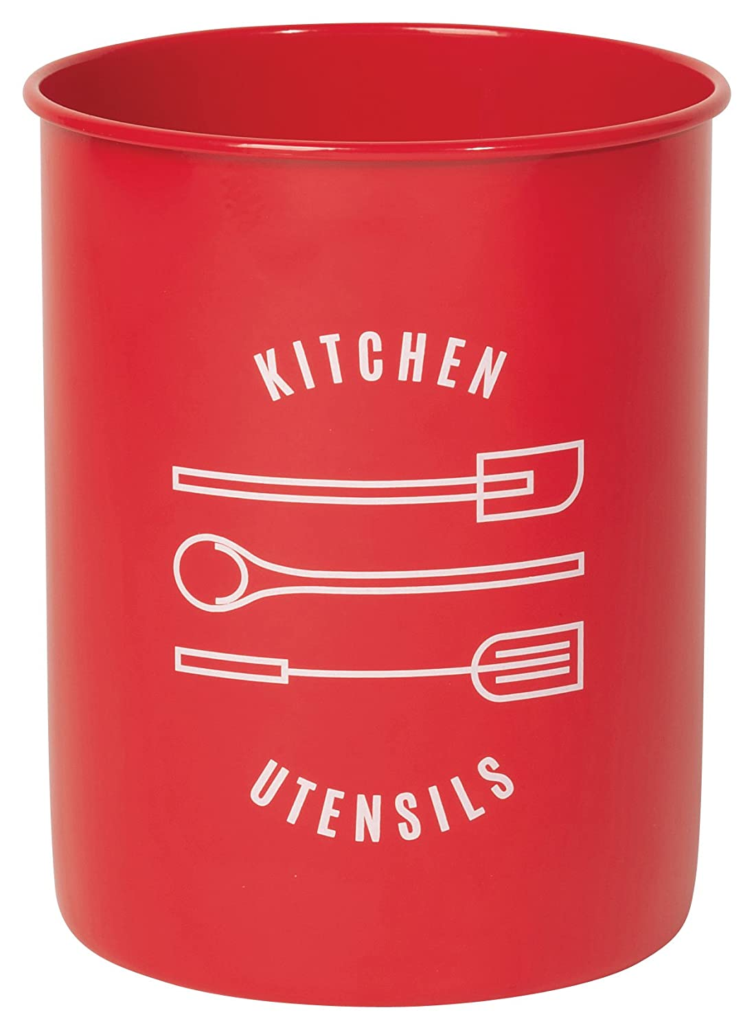 Now Designs Utensil Crock, Red 5060001aa