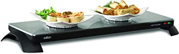 Salton FBA_TWT-30 Stainless Electric Warming Tray