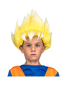My Other Me Me Me- Saiyan Goku Dragon Ball PELUCA Multicolor (230120