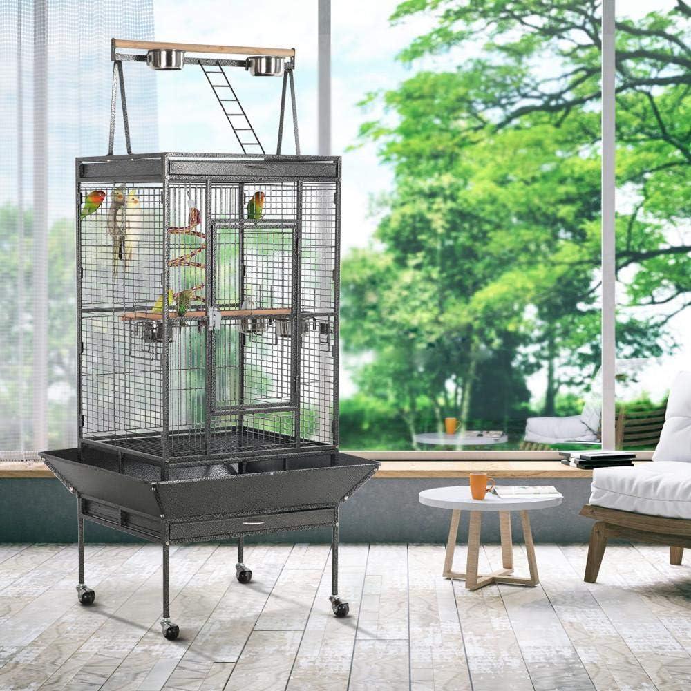 Las mejores jaulas para pájaros de 2020 (Análisis) 3