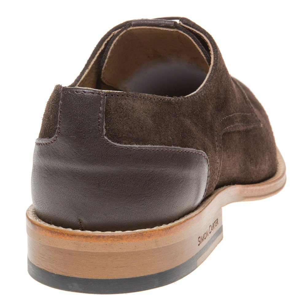 Simon Carter Tallis Homme Chaussures Marron  Amazon.fr  Chaussures et Sacs bf221b56543e