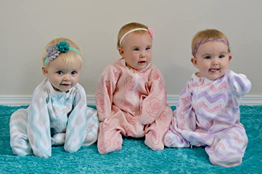 Cozy Baby Sleeper Swaddle Wearable Blanket by Revelae - Vroom - 6-9 Month   Amazon.ca  Baby bdd06d91d