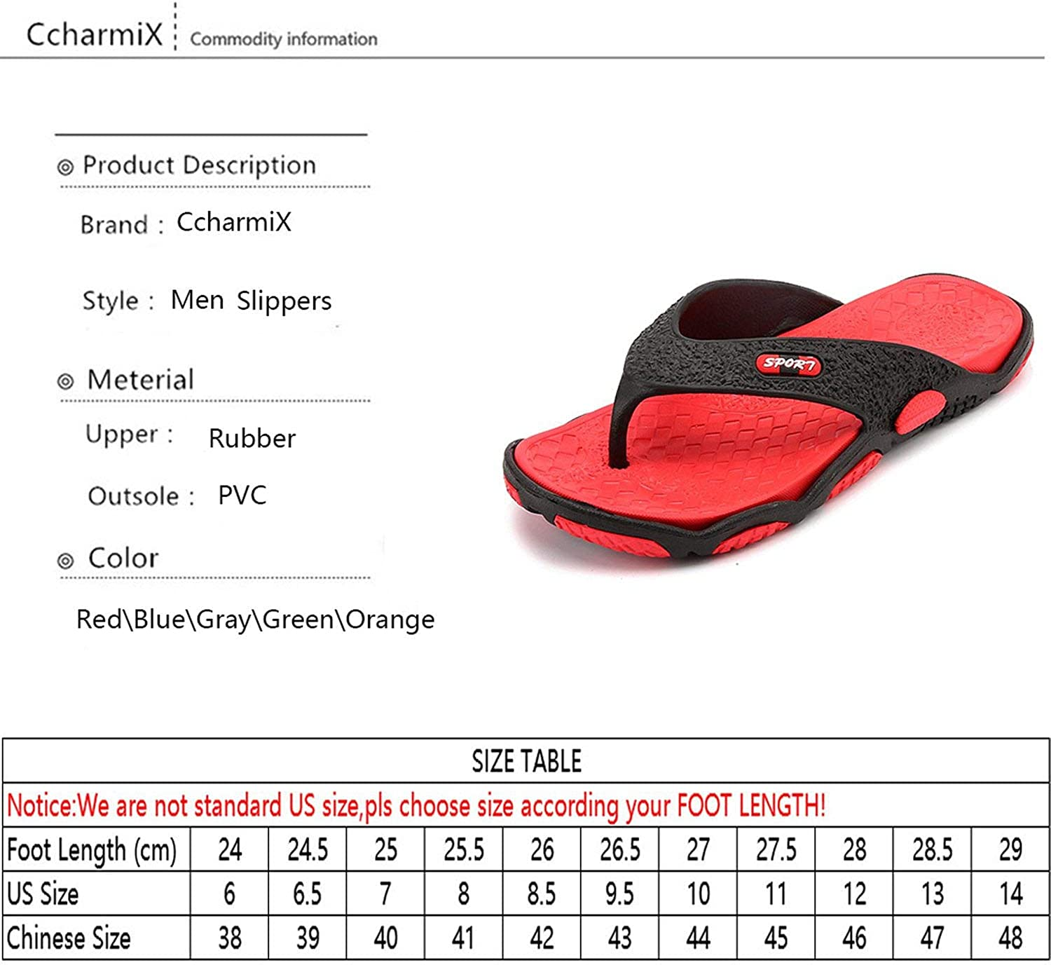Im good at you 2019 Mens Flip Flops Summer Mens Rubber Soft Shoes Outdoor Beach Mens Slippers