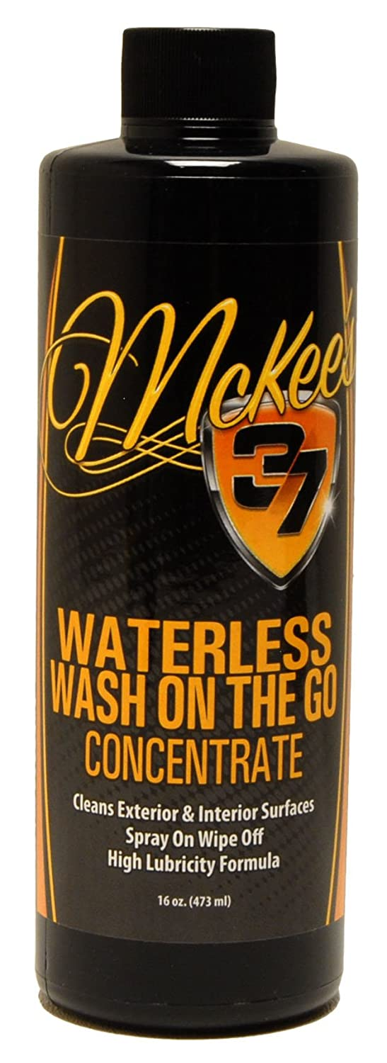 McKee's 37 MK37-355 Waterless Wash On The Go Concentrate, 16 fl. oz McKee' s 37