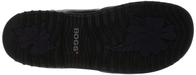 Bogs Women's Sidney Cravat Snow Boot B01N7AR6US 9 B(M) US|Dot Print/Eggplant