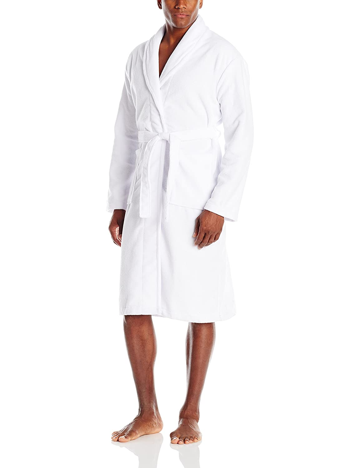 Hotel Spa Men's Terry Robe 12345