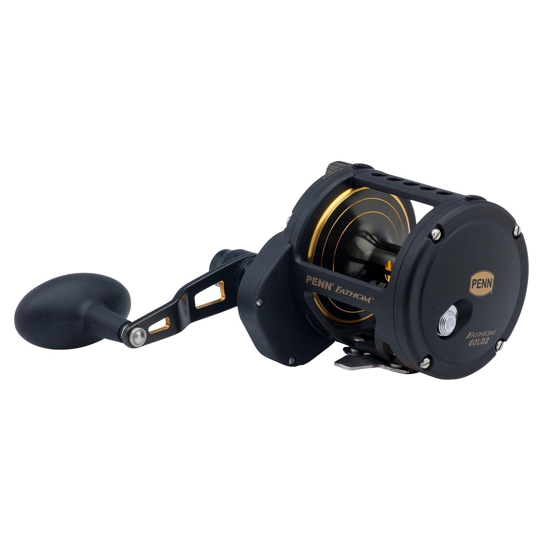1292935 Penn Fathom 60 Lever Drag 2 Speed Fishing Reel