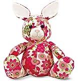 Melissa & Doug April Bunny - Patterned Pal Stuffed Animal Rabbit