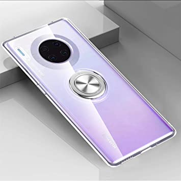 Hülle® Firmness Smartphone Case with Ring for Huawei Mate 30 Pro ...