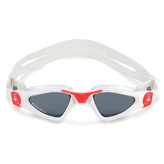 Aqua Sphere Kayenne Womens Goggle - Tinted Lens/White/Red xKIAx5La6