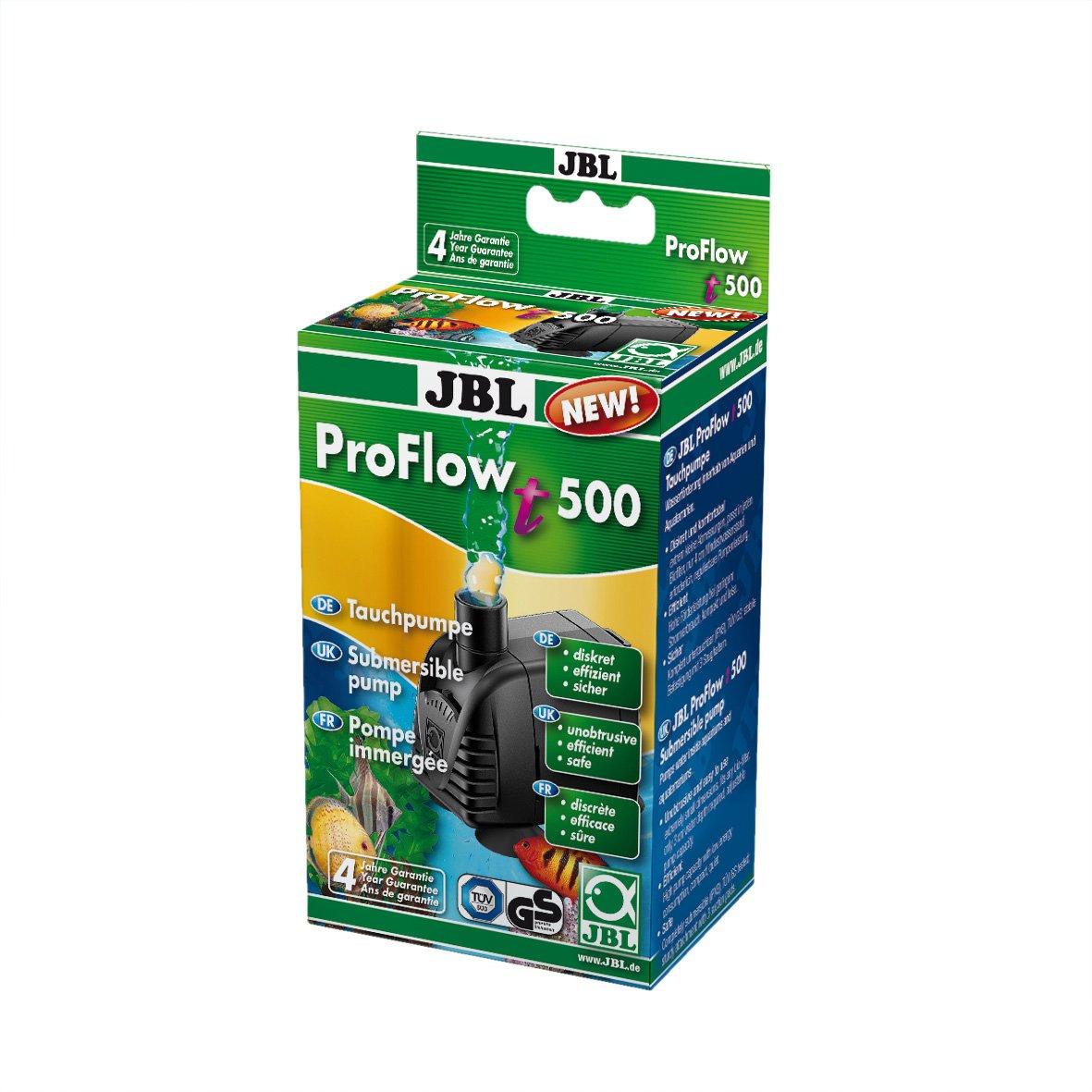 JBL Pumpe zur Umwälzung von Wasser in Aquarien und Aquaterrarien, ProFlow 6058400