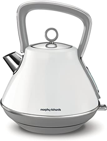 Morphy Richards Kettle Evoke Pyramid