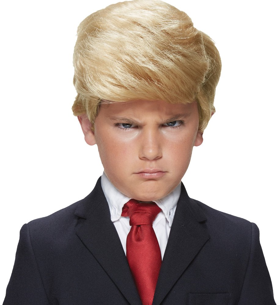 PRESIDENT TRUMP CHILD WIG by Morris