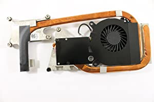 Dell Laptop 33N1T Nvidia Heatsink and Fan C449K Precision M4400
