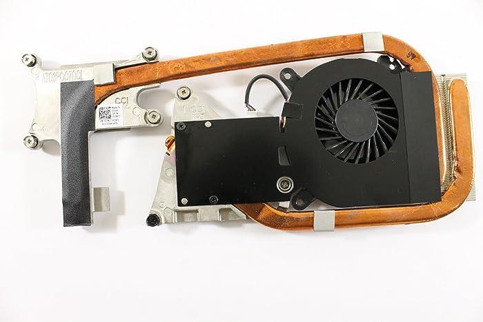 Dell Laptop 33N1T Nvidia Heatsink and Fan C449K Precision M4400