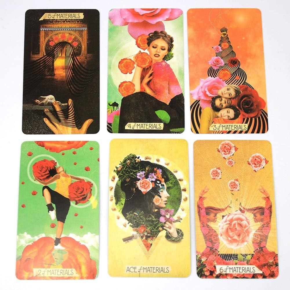 Full English Esoteric Board Game Divination 78 Card The Muse Tarot Oracle Cards Tarot Card SHISAN Tarot Deck