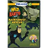 Wild Kratts: Rainforest Rescue [DVD] [2011] [Region 1] [US Import] [NTSC]