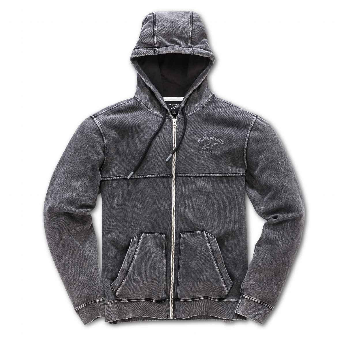 Alpinestars 1018 – 53002 Sweatshirt Kapuzenpullover Herren