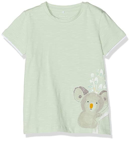 NAME IT Baby-Jungen Nbmjeco Ss Top T-Shirt