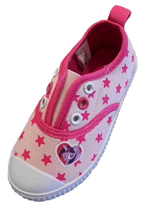 Zapatillas de Lona My Little Pony Rainbow Niñas Talla EU. 22: Amazon.es: Zapatos y complementos