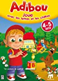 Adibou joue avec les lettres et les chiffres 4-5 ans 2011/2012