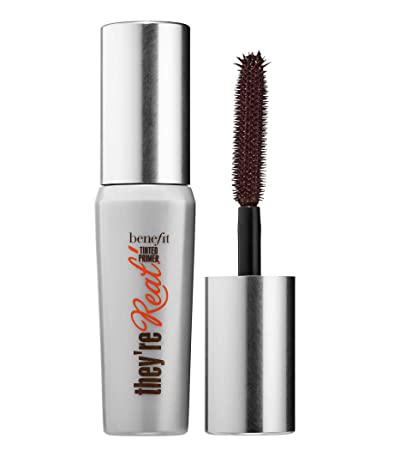 2fd4de53da5 Image Unavailable. Image not available for. Color: Benefit Cosmetics  They're Real Tinted Eyelash Primer ...