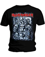 Official T Shirt Iron Maiden Book of Souls ~ NINE Eddies All Sizes