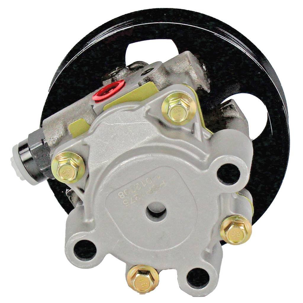 No Core Needed Brand new DNJ Power Steering Pump w//Pulley PSP1275 for 00-07 Toyota Trucks Sequoia 4.7L V8 DOHC