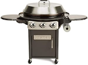 Cuisinart CGG-999 30-Inch Round Flat Top Surface 360° XL Griddle Outdoor Cooking Station