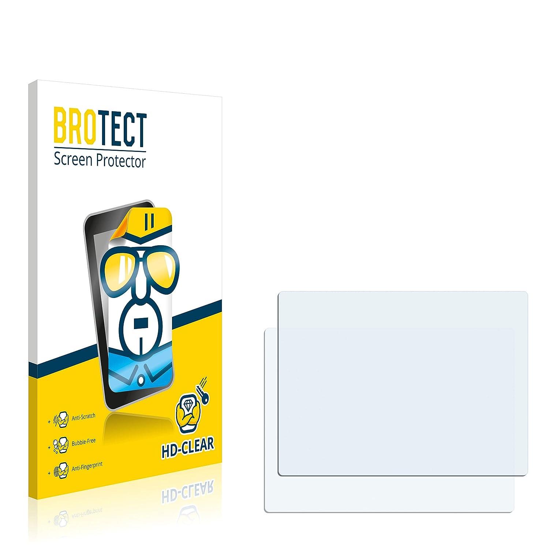 DSLR-A580 2 Pezzi Anti-Impronte Pellicola Trasparente brotect Pellicola Protettiva Compatibile con Sony Alpha 580