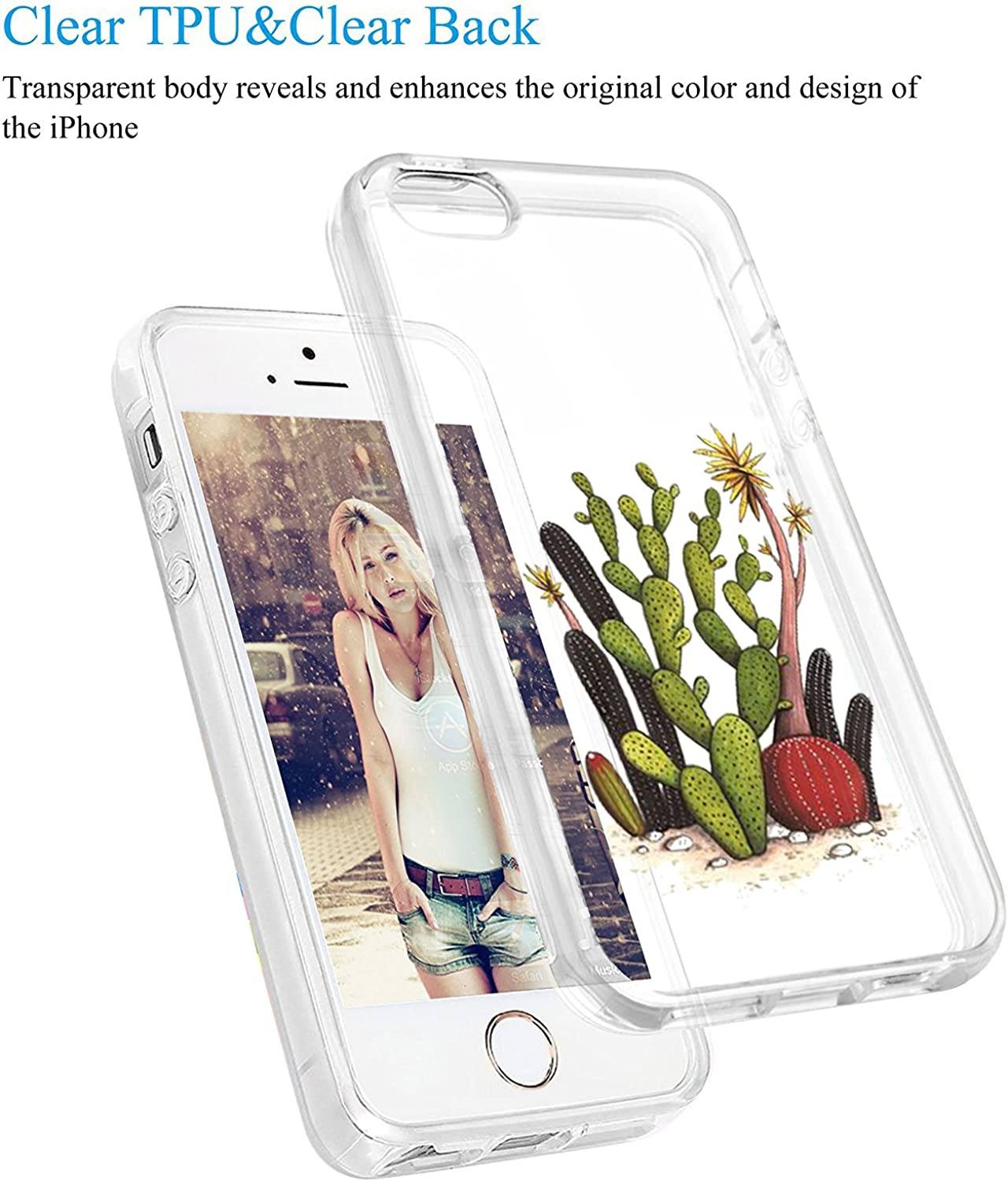 T-shirt Cover iPhone 5S iPhone 5 Silicone Cover per iPhone 5s 5 SE ...