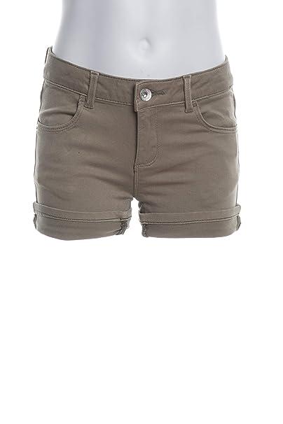 La vendita Guess Jeans Pantaloncini Da Uomo Cotone Verde Oliva