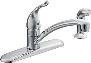 Repair kitchen faucet handle moen single Kitchen Faucet: