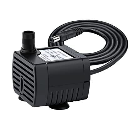 Amazon Com Mospro Pet Fountain Submersible Water Pump Ultra