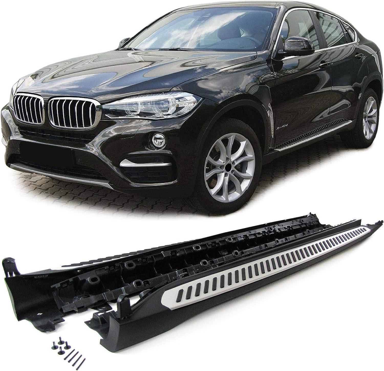 Carparts Online 30033 Alu Trittbretter Schweller Oe Style Mit Abe Auto