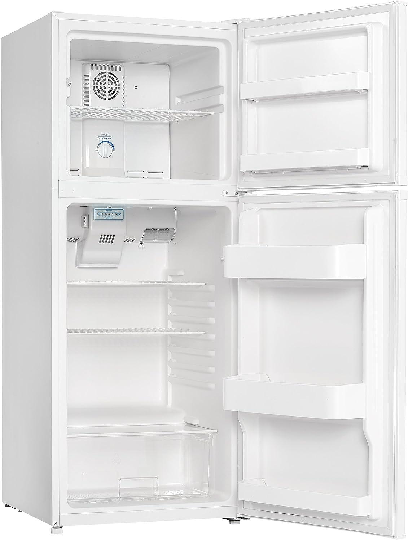 B00O2MX9SW Danby DFF100C1WDB Refrigerator, White 51CvMtVYsrL