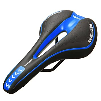 Outerdo Bike Saddle Mountain Bike Seat Breathable