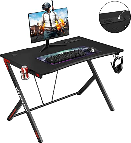 Gaming Desk 45.3″ Modern Office Desk