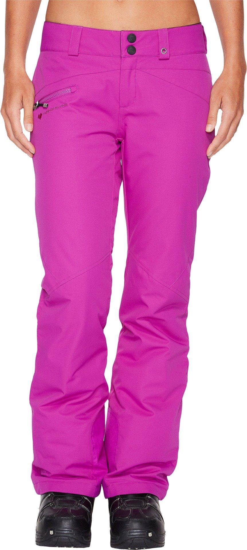 Obermeyer Women's Malta Pants Violet Vibe 12