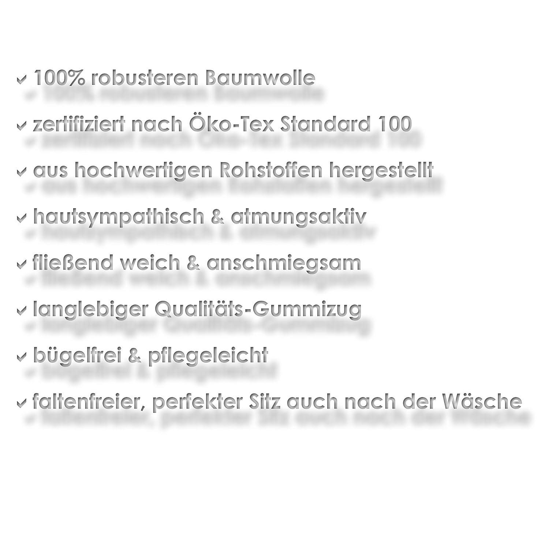 70 cm x 140 cm Natur//Ecru M/äq Shop Lenzuola con Angoli per Bambini 100/% Cotone Dimensioni: 60 x 120 cm Fino a 70 x 140 cm