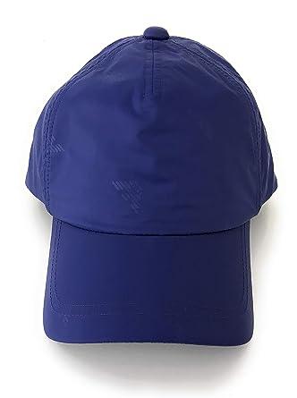 Emporio Armani - Casquette de Baseball - Homme Bleuet Taille Unique ... 8539d432f49