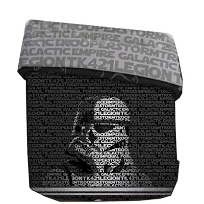 Star Wars Unisex Queen Size Comforter [Black/Grey]: Home & Kitchen