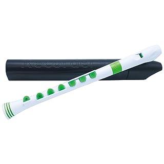 Recorder+ White/Green