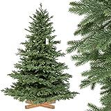 k nstlicher weihnachtsbaum 180cm deluxe in. Black Bedroom Furniture Sets. Home Design Ideas