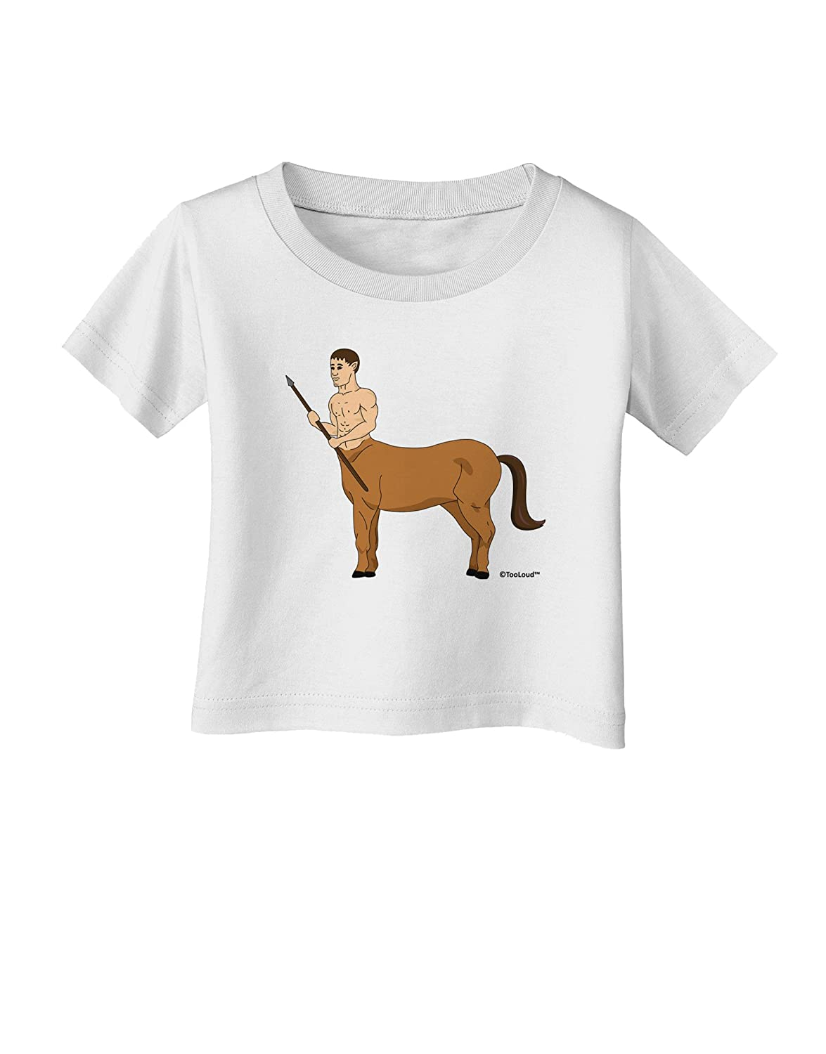 TooLoud Greek Mythology Centaur Design Color Infant T-Shirt