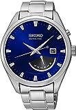 [セイコー] SEIKO キネティック KINETIC 腕時計 レトログラード サファイヤブルー SRN047P1 メンズ [並行輸入品]