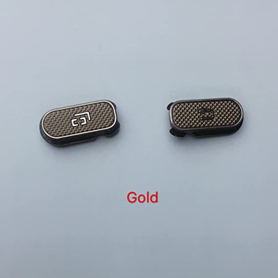 For Samsung Galaxy S7 Active G891A Menu Recent Back Return Button Key Gold