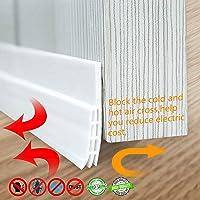 Mavgv Door Draft Stopper for Home Commercial Exterior