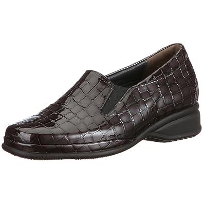 Semler Ria, Chaussures basses femme - Noir, 36 EU