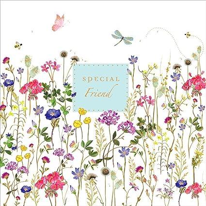 Tarjeta de amigo especial (ukg386948) - especial amigo ...
